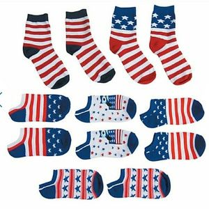 Accessories - fourth of july socks still available